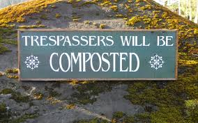 Home Decor Signs Sayings Trespassers Sign Humorous Signs And Sayings Garden Decor Wall 58