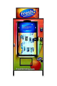 Healthy Vending Machines South Africa Extraordinary Fresh Healthy Vending International Inc To Exhibit And Feature New