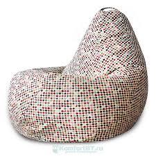 Купить <b>кресло</b>-<b>мешок DreamBag Square</b> Гобелен <b>3XL</b> в г. Москва ...