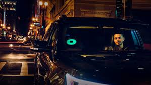 Lyft Amp Light For Sale Uber Starts Rolling Out Beacon A New Color Coded Windshield