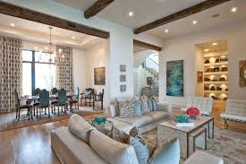 View in gallery Lovely turquoise accents are woven elegantly throughout the  home