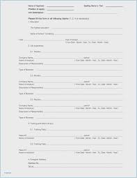 Inspirational Resume Template Pdf Resumes Project Fill In The