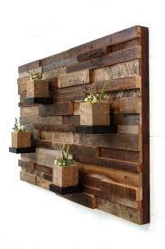 reclaimed wood wall art large within barn ideas hanging on siding regarding 5