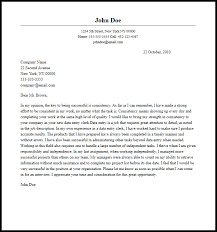 Professional Data Entry Clerk Cover Letter Sample Writing Guide