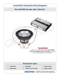 kicker cvr 12 wiring diagram on two 4 ohm dvc subs mono amp 1 load Kicker Dvc Wiring Diagram kicker cvr 12 wiring diagram to 1 dvc 2 ohm mono low imp jpg kicker dual voice coil wiring diagram