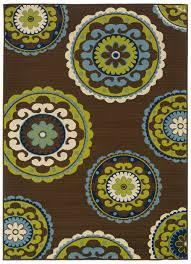 caspian oriental weavers 859d6 outdoor casual rug