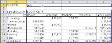 how to make a sheet in excel creating pivottable reports and charts with vba in excel 2010