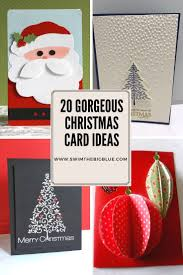 20 Most Popular And Thoughtful Christmas Card Ideas Swimthebigblue
