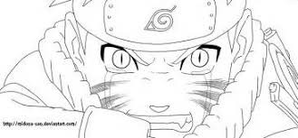 Small Picture Naruto Nine Tails Coloring Pages Naruto nine tailed demon by