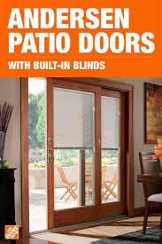 andersen gliding patio doors
