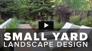 Designs For A Small Garden New Design