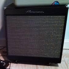 1x15 Guitar Cabinet For Sale Ampeg Portaflex Pf 115lf 1x15 Speaker Cabinet