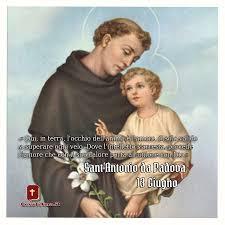 Sant'Antonio da Padova 13 Giugno bellissime immagini ...