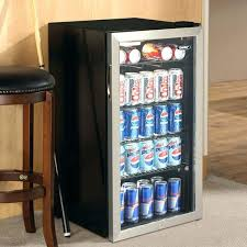 bar beverage refrigerator mini beverage fridge refrigerator cooler compact bar beer soda pop glass door mini