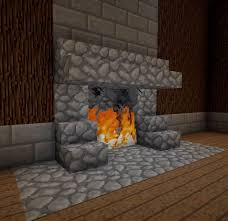 Minecraft Furniture - Fireplaces | Amazing Minecraft Builds ...