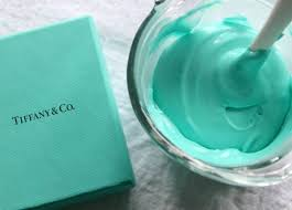 Tiffany Blue Icing Color