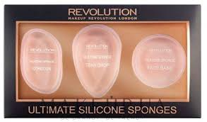 <b>Makeup Revolution</b> Ultimate Silicone Sponge Set - <b>Набор</b> ...