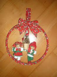 Fensterdeko Bild Schmuck Weihnachten Ring Z Aufhängen Kinder