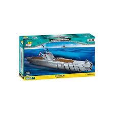 <b>Конструктор COBI</b> Подводная лодка <b>U</b>-<b>48</b>, 800 деталей (COBI ...
