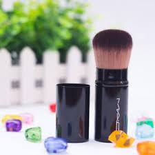 mac make up brush retractable for blusher foundation bronzer application