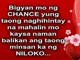 Quotes About Love Tagalog