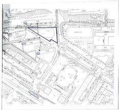 Курсовая работа Особенности приобретения земельных участков на  План размещения земельного участка