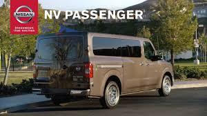2015 Nissan NV Passenger Van - YouTube