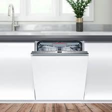 Máy Rửa Bát Bosch SMV68MX03E - Âm Tủ - Kidoasa
