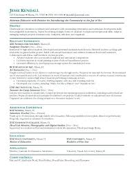College Student Resume Sample New Resume Samples For College Students Free Download Student Sample