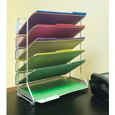 wall mount organizer classics 6 tray vertical desktop wall mount organizer reviews wall mount mail organizer