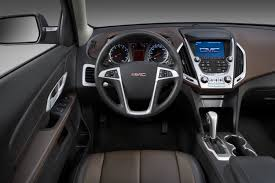 2014 gmc terrain interior. Modren Interior 2014 GMC Terrain SLT Interior In Brownstone With Gmc Interior