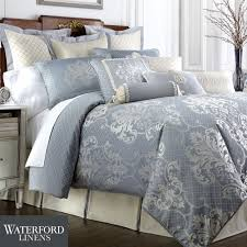 luxury slate blue bedding set design collection and white baby beige twin queen for room