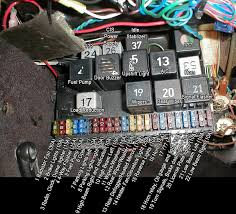 vwvortex com 83 rabbit fusebox help 85 89 fuse panel