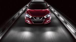 2017 Nissan Maxima Platinum Accent Lighting 2017 Nissan Maxima Headlights And Exterior Lights