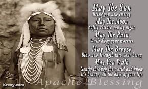 Indian Quotes Adorable Native American Quotes Apache Blessing Krexy Living