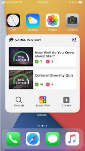 The code you got from the function was correct. Kahoot Launches A New Widget For Iphone Users In Ios 14 Kahoot