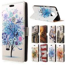 motorola e4 phone case. for motorola moto e4 plus case cartoon flip leather wallet cover phone e