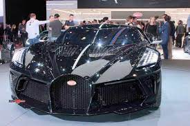 Find complete list of bugatti car models with price, reviews, pictures, specs and more. Bugatti Chiron Black Car Price Is Rs 118 Crores Most Expensive New Car