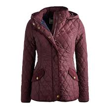 Joules Marcotte Ladies Quilted Hooded Jacket (R) & Joules Marcotte Ladies Quilted Hooded Jacket (R) - Sale Adamdwight.com