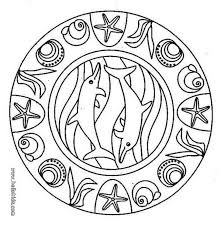 Small Picture DOLPHIN coloring pages 39 SEA ANIMALS and sea creatures coloring