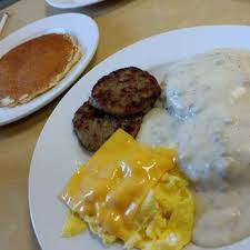 photo of round table frey il united states biscuit and gravy meal