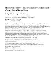 Cover Letter For Postdoc In Chemistry Lawrence Berkeley
