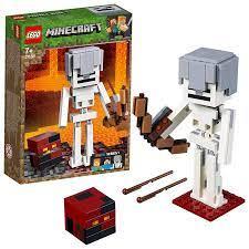 Skeleton Khổng Lồ và Sinh Vật Magma Cube LEGO 21150