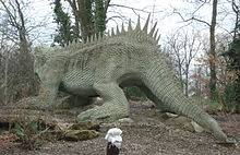 How to get from bath to crystal palace dinosaurs by train, bus or car. Crystal Palace Dinosaurs Wikipedia
