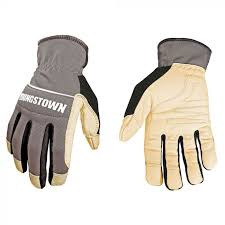 Youngstown Gloves Size Chart Youngstown Hybrid Plus Gloves
