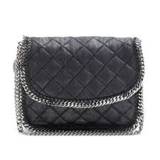 Stella McCartney Falabella Quilted Shoulder Bag - Polyvore & Stella McCartney Falabella Quilted Shoulder Bag Adamdwight.com