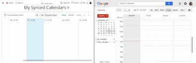 Google Calendar Zenkit