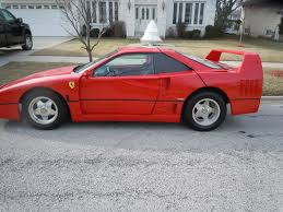 1986 pontiac fiero f40 ferrari kit car for sale freerevs. Bangshift Com Ferrari F40 Kit Car For Sale On Ebay
