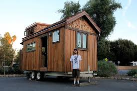 tiny house on wheels for sale. Hand Crafted Tiny House On Wheels (For Sale) Photo For Sale