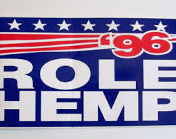 political campaign bumper stickers election memorabilia etsy